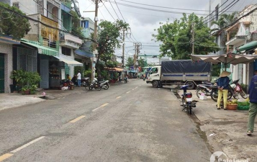 Bán nhà mặt tiền đường Nguyễn Chế Nghĩa Phường 12 Quận 8