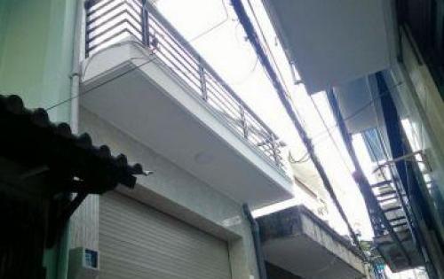 Bán nhà 1 lầu hẻm 283 đường Bông Sao Phường 5 Quận 8