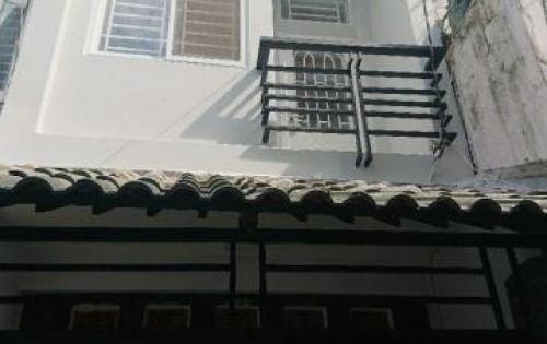 Bán nhà đẹp 2 lầu hẻm 39B đường Dạ Nam Phường 2 Quận 8