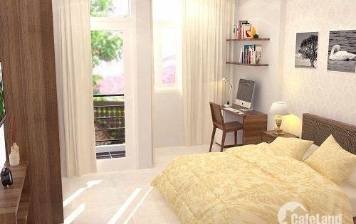Cần bán gấp căn hộ góc lầu 16, mới 100 % chung cư Heaven riverview Q8