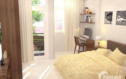 Căn hộ ở liền gần ĐL Võ Văn Kiệt Q8 giá 1.64 tỷ/căn 64m2 2PN ,SHVV