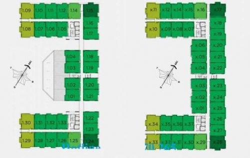 Cần bán Flora Anh Đào diện tích rộng thoải mái, 67m2 , tầng thấp, giá :1 tỷ 6, LH: 0906.606.182