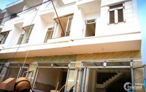 nhà mới 100% đường 6m có 1 trệt 2 lầu đường 21, nguyễn xiển ,Q 9. 2ty7