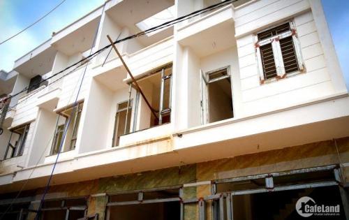 nhà HXH trệt 2 lầu ngay ngã 3 gò công ,đường 21 nguyễn xiển ltm, 52m2