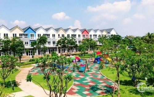 Bán gấp nhà phố Park Riverside Quận 9 tuyệt đẹp, 3 tầng,  đầy đủ tiện ích, 4 tỷ - 0937.286.502