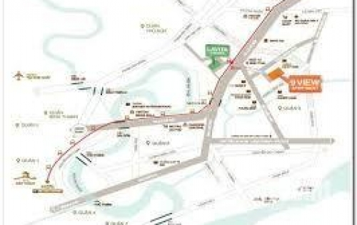 Bán căn SHOPHOUSE vừa ở vừa kinh doanh  cách ga tàu điện metro chỉ 5 phút, 233m2.LH 0902355943