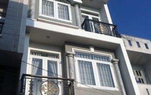 Bán nhà hẻm 8m- khu nhà cao tầng, dt: 4.5x18 Lê Đình Cẩn