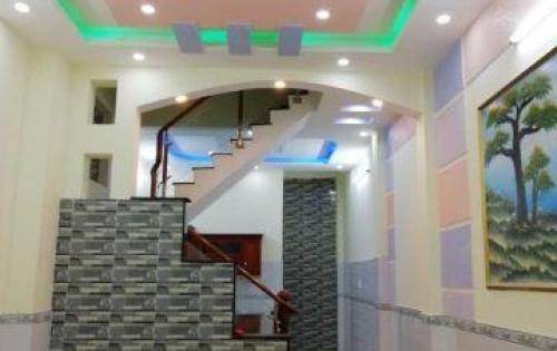 Bán nhà mới 3.5 tấm (4x16m), vị trí đẹp- hẻm xe hơi Lê Đình Cẩn