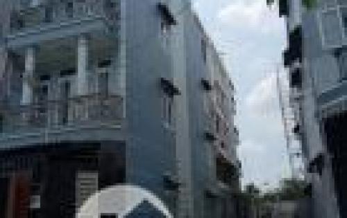 Cần bán nhà  Bình Tân gần ngã tư 4 xã.