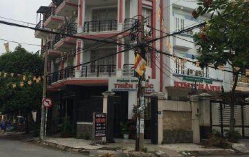 Định cư Úc cần bán gấp Khách sạn 2 mặt tiền đường Số 7A, khu Tên Lửa