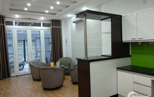 Tôi bán nhà tại Gò Vấp, hẻm xe hơi, 40m2, nhà mới. Giá chỉ 4,35 tỷ có thương lượng, Nguyễn Văn Công.