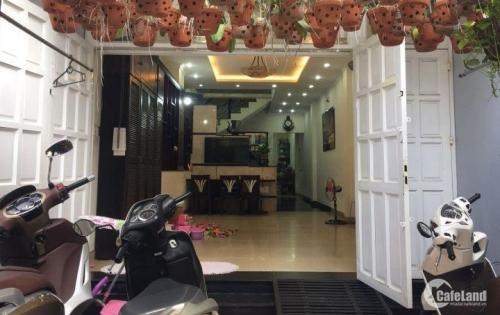 Nhà đẹp mê ly 4 tấm hẻm xe hơi Phạm Văn Đồng giảm giá kịch sàn 4x23 giá 7ty4 - 0919.788.776