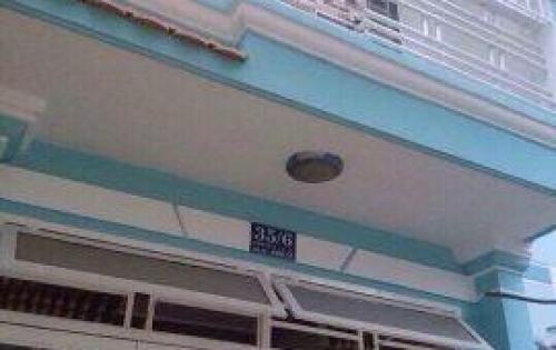 Bán nhà giá rẻ Quận Gò Vấp khu đông dân cư