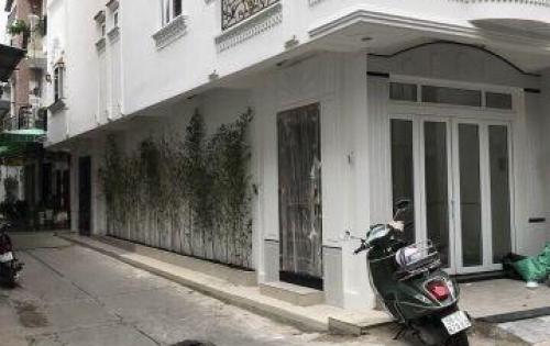 Nhà bán Hẻm 56 Đường Thích Quảng Đức, P5, Phú Nhuận. Diên tích: 5,5x5m