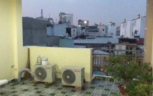 Bán gấp nhà 4 tầng Thích Quảng Đức phường 5 Phú Nhuận, 38m2, chỉ 4.75 tỷ.