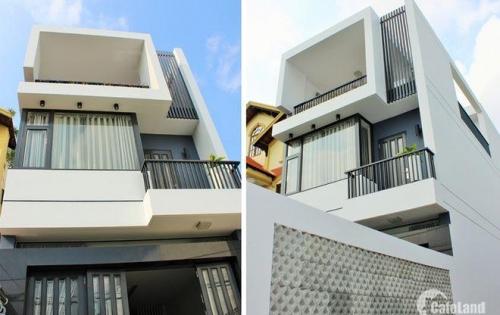 Nhà bán chỉ 6.4 tỷ, 1 trệt 4 lầu, Phan Đình Phùng, 60m2, khu vực cao, khô thoáng