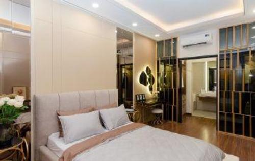 Căn hộ có gác lửng 5 sao.Nằm tiếp giáp 2 mặt tiền Trung tâm Q Tân Bình.Giá chỉ từ 45tr/m2