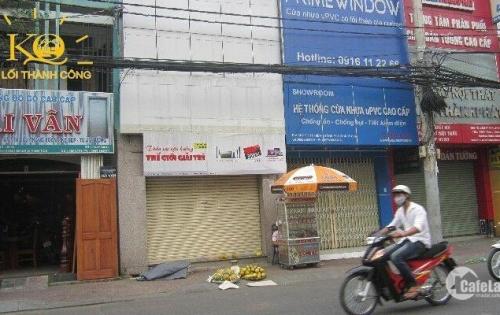 Nhà bán Mặt tiền Cách mạng tháng 8, phường 5, Tân bình, 130m2, 3 lầu giá 20 tỷ