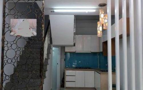 Bán nhà hẻm ba gác, 5T, nội thất hoàn toàn mới, 36m. Tân Phú, giá 3,8 tỷ.