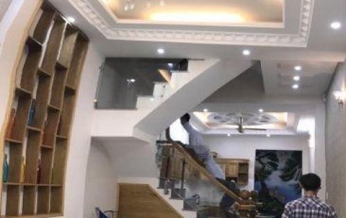 Bán căn nhà nội thất cao cấp cực đẹp hẻm 7m Dương Đức Hiền