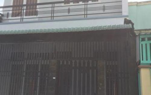Bán nhà hẻm 5m xe hơi B3 Tây Thạnh 3,5x13m, nhà 1 lầu 2PN giá 3tỷ65