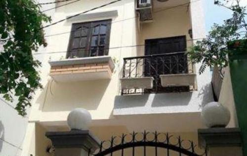 Nhà gần AeonMall Tân Phú, đường bờ bao Tân Thắng, 1 trệt 2 lầu. Chính Chủ