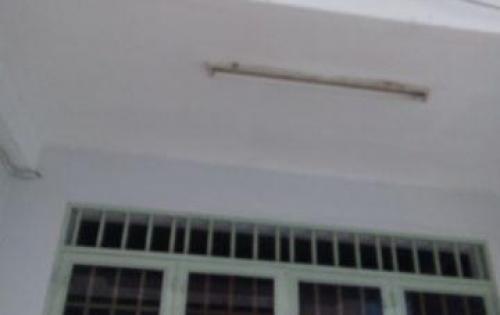 Bán nhà 2 sẹc đường Phú Thọ Hòa 4.3x12 giá 3.8 ngay trung tâm chợ vải.