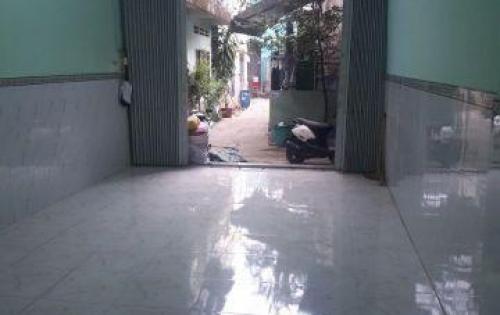 Bán nhà 218/19 Phú Thọ Hòa 3,4x14m giá 3,15 tỷ