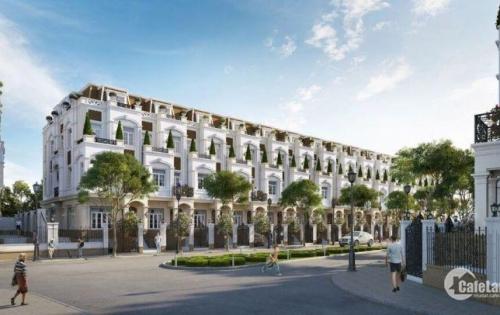 Mở bán 5 căn còn lại khu biệt thự Little Village Phạm Văn Đồng, DT 110m2,5 tầng, giá bán chỉ 8.9 tỷ