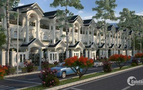 Mở bán 9 căn biệt thự phố tân cổ điển cuối cùng MT Phạm Văn Đồng, cách sân bay 7p. đi xe 0982.002.220