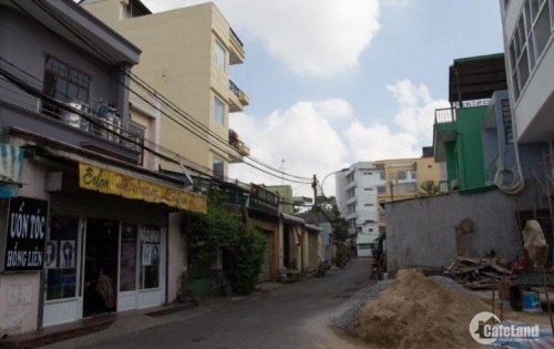 Nhà mặt tiền kinh doanh đường 9, p Bình Thọ Thủ Đức, hiện cho thuê 40tr/tháng.