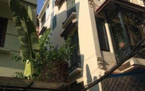 Bán nhà ngõ 38 phố Xuân La , 56 m2 , 5.7 tỷ