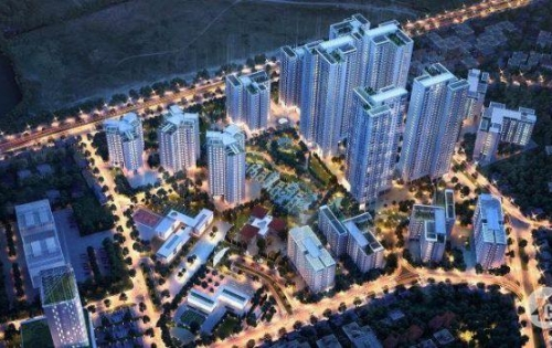 Chỉ với 22 triệu/ m2 ( Đã bao gồm VAT và phí báo trì) cho căn hộ chung cư cao cấp full nội thất tại khu đô thị xanh Hồng Hà Eco City.