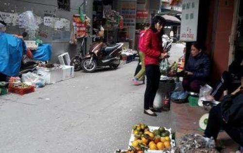 Bán nhà kinh doanh sầm uất đường ô tô vào Khương Trung 46m2, 3.8 tỷ.