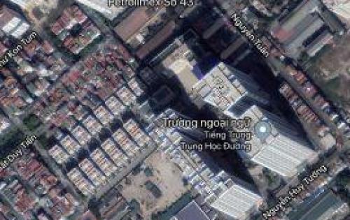 Biệt thự LK shop villa Imperia Garden 143 Nguyễn Tuân, CĐT Công ty CP HBI, 103tr/m2 LH: 0986110297