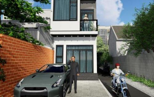 Bán nhà đang xây mới Phú Lợi Thủ Dầu Một Bình Dương Giá Rẻ