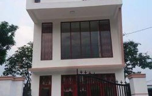 Bán nhà 1 trệt 2 lầu xây mới hoàn toàn Định Hòa dx 071 Thủ Dầu Một Bình Dương Giá Rẻ