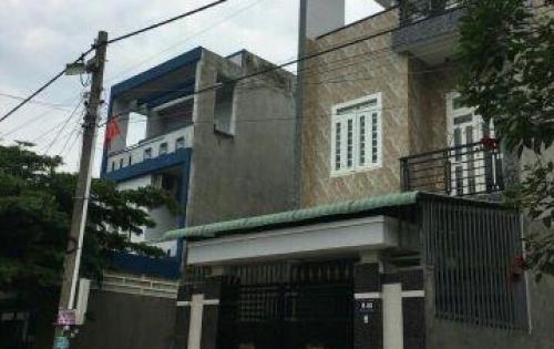 Bán nhà KDC Phú Hòa 2,nhà 1 trệt 2 lầu,3PN,3WC,Dt 85m2 sân để xe hơi,giá 3ty200