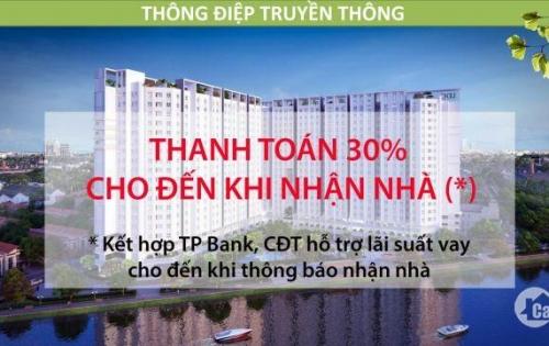Căn hộ Marina 969tr/căn, trả trước 272tr nhận nhà, TPBank hỗ troe vay 70% Lãi suất 0%, cam kết cho thuê 6 tháng.