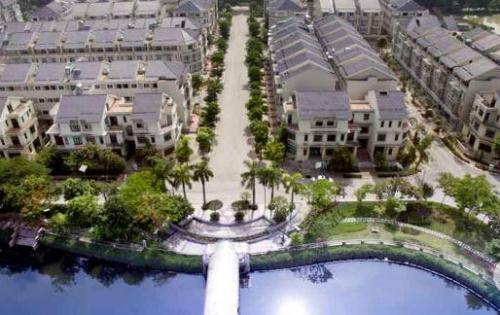 Bán biệt thự mặt hồ Xuân Phương, Viglacera. Diện tích 187 m2 giá 10.5 tỷ