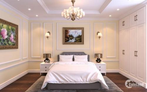 Thật dễ dàng để sở hữu căn hộ 5 sao giá chỉ từ 1.7 tỷ đồng ngay trên phố Trần Hữu Dực