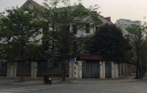 Cho thuê biệt thự khu TT4 khu đô thị thành Phố Giao Lưu- 232 Phạm Văn Đồng