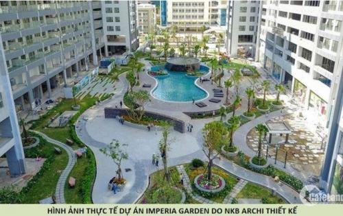 Căn hộ Iris Garden 5 sao mở bán chiết khấu khủng cho dẫn đầu tư