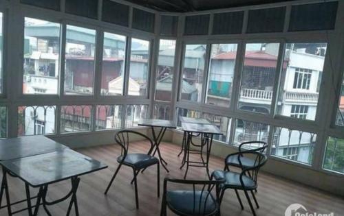 Cho thuê nhà lô góc phố Sơn Tây 80m2 5 tầng rất tiện KD 0969234638.