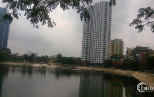 Cho thuê văn phòng chuyên nghiệp tòa nhà Ngọc Khánh Plaza DT: 150m2, 250m2, 500m2