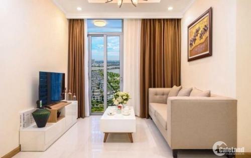 Cần cho thuê gấp căn hộ 1PN, full nội thất Vinhomes Tân Cảng