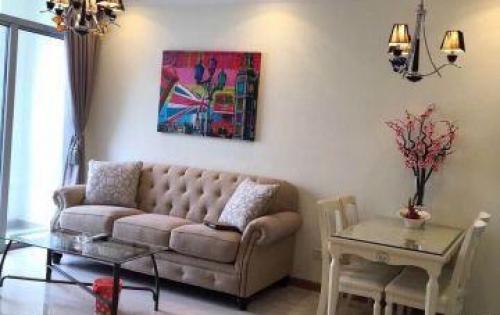 Cho thuê căn hộ cao cấp Vinhomes Tân Cảng 2PN tầng trung thoáng mát view công viên sông cực đẹp mà giá chỉ 16tr/tháng LH: 0909800965
