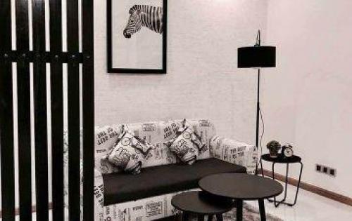 Cho thuê căn hộ chung cư 1PN, tầng thấp, view thành phố tại khu Central Vinhomes Tân Cảng