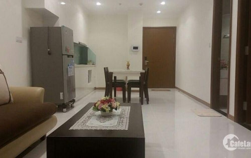 chủ đi nước ngoài cho thuê gấp căn hộ Vinhomes Tân Cảng 1PN tầng cao tại L5 giá chỉ 14tr/tháng LH 0909800965