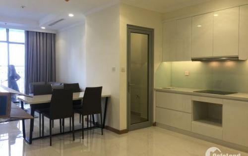 Cho thuê căn hộ trên đường Nguyễn Hữu Cảnh 2PN full nội thất mới bàn giao 80m2 view công viên sông giá 22tr/tháng. LH:0909800965